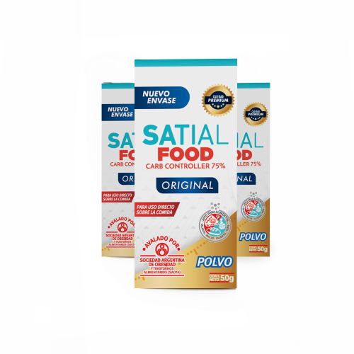 Satial Food pack x 3