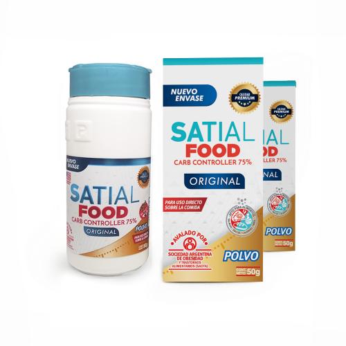 Satial Food Pack x 2 - MEGA OFERTA
