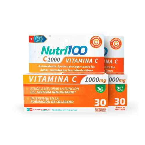 Nutri100 C1000 Pack x 2