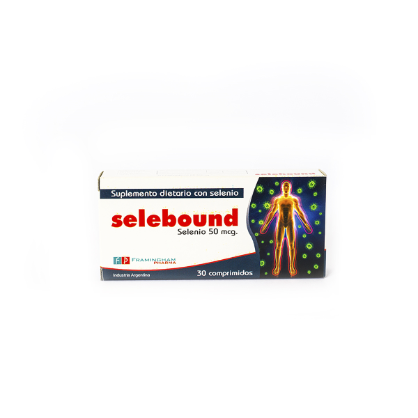 SELEBOUND X30 Comprimidos Pack X12