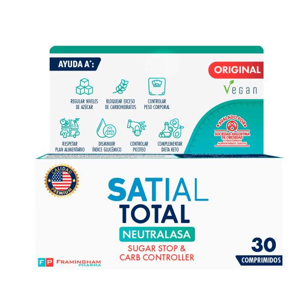 Satial Total Comprimidos x30