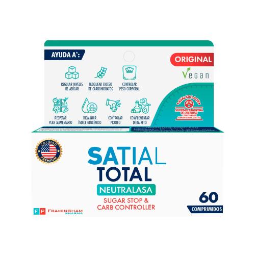 Satial Total Comprimidos x60