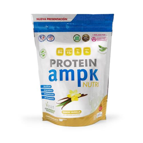AMPK Protein Vainilla x12