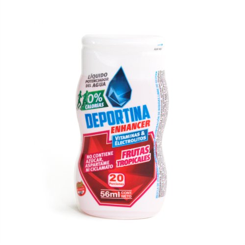 Deportina Enhancer Frutas Tropicales
