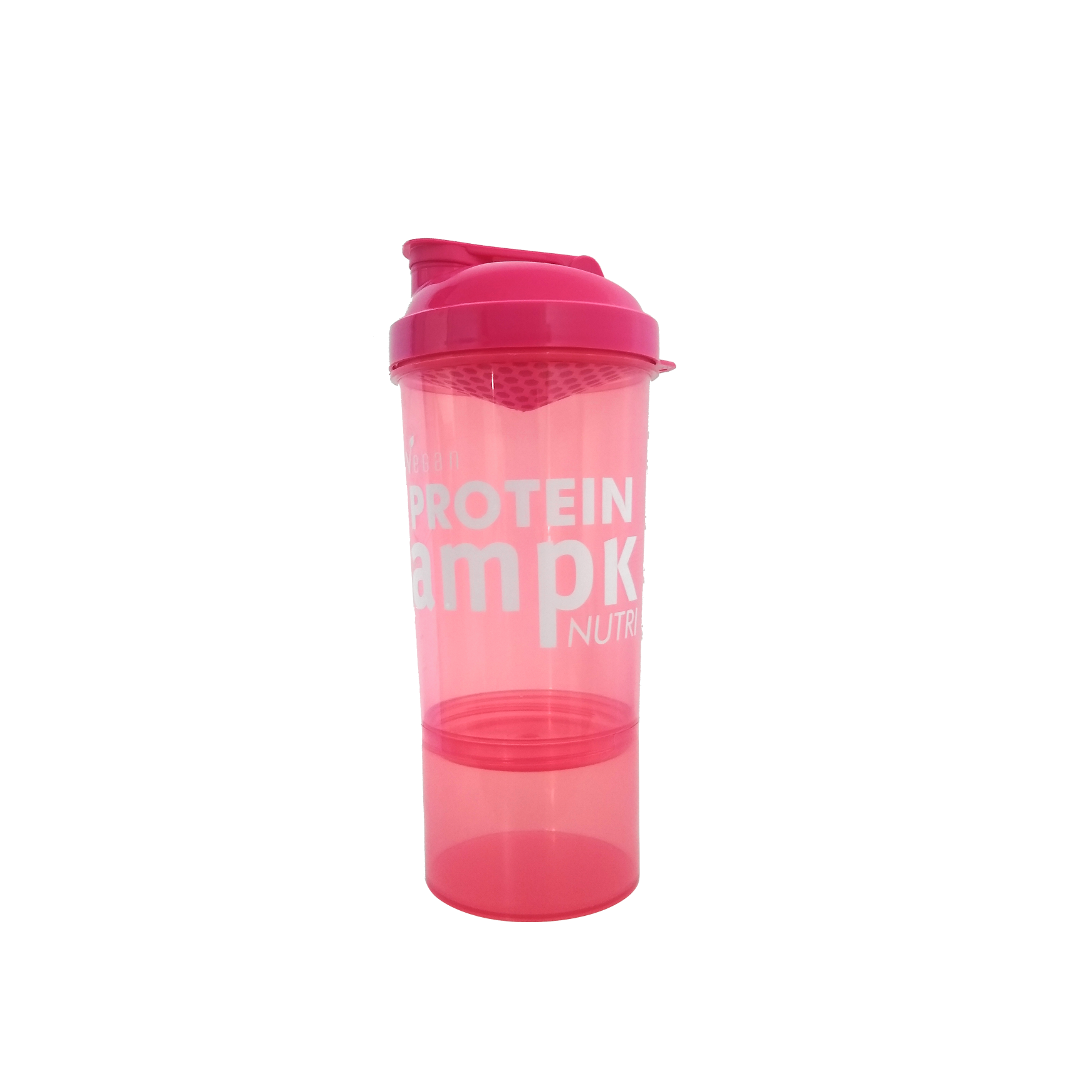 Shaker Vaso Mezclador Color Rosa